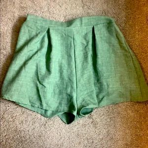 Adorable High Waisted Shorts